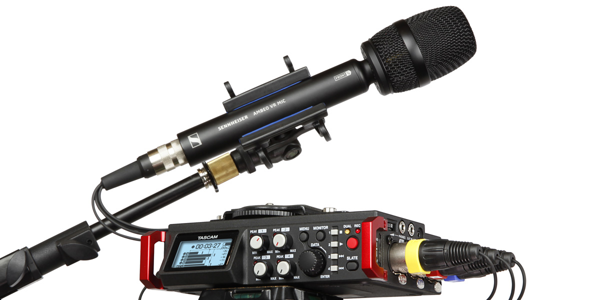 Tascam Is Exhibiting Nab Show 2018 News Details Teac